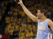 Andre Miller quitte Nuggets