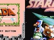 Joyeux anniversaire Zelda StarFox