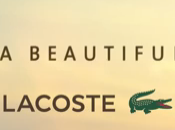 "Musique Lacoste Life beautiful sport ""The leap"""