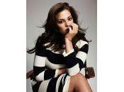 jolie fille suivre Ashley Graham