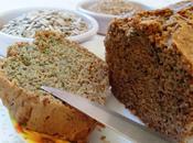 Cake graines tournesol sésame (Vegan)