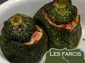 Courgettes farcies chorizo