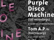 places Electrocorp Purple Disco Machine (OFF Recordings) l'I.BOAT Bordeaux