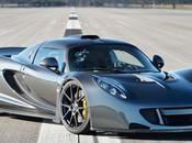 Nouveau record monde vitesse: Hennessey Venom