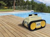 Robot piscine NEMH2O Ambrogio Zucchetti