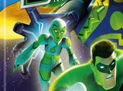 [Test DVD] Green Lantern, série animée Intégrale Saison
