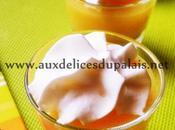 Verrines sucrées façon tarte citron meringuée