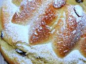 Kouglof écorces d'oranges confites raisins moelleuses