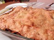 Lasagnes poulet épinards/champignons Réponse