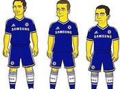 club Chelsea signe partenariat avec Simpsons