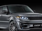 Startech s'amuse avec Range Rover Sport 2014