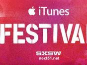 Programme complet l'iTunes Festival SXSW Austin