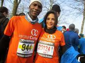 Semi Marathon Paris 2014 mars) Ronning Against Cancer Ronald Tintin seront pour soutenir lutte contre cancer sous couleurs l'Institut Curie