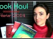 Book Haul Février 2014