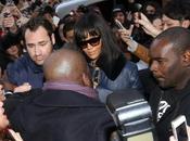 Rihanna Paris vidéo choc fans hystérie totale