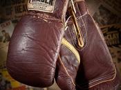 Gants Cassius Clay lors premier titre!