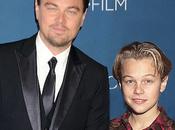 nominés Oscars posent avec leur version jeune