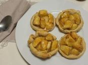 Tartelettes pommes fondantes caramel beurre salé