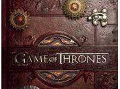livre pop-up Game Thrones