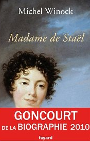 Madame Staël Michel Winock