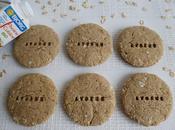 biscuits diététiques complets 100% avoine (sans sucre beurre oeufs)