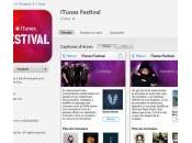 iTunes Festival mise jour l'application pour SXSW