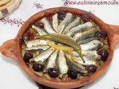 Tajine sardines chermoula