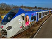 Premier essai Régiolis Alsace Plus places plus confort pour voyageurs