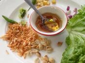 Qu'avons nous mangé cuisiné) Thaïlande