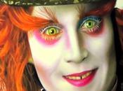 Timelapse Elle dessine selfie Oscars crayons couleur