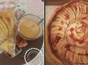 Tarte pommes l'alsacienne vanille Madagascar