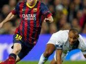 LdC-vidéo Barça passe l'obstacle Manchester City