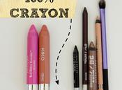 Tuto Makeup 100% Crayon