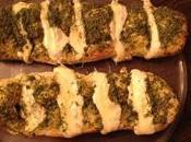 Pain fromage beurre l'ail, raclette Delimix