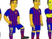 Après Chelsea, Barca aussi fait Simpsoniser