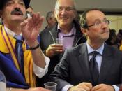 François Hollande Marc Chaumeil
