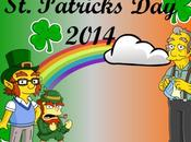 St-Patrick c'est mars, mais déjà Simpson iPhone