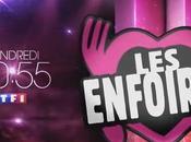 anniversaire enfoirés concert Strasbourg, soir TF1! (vidéo)