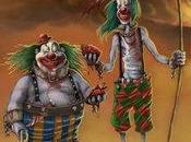 clown mort petit montage d'images clowns, chanson Jeanne-Marie Sens.