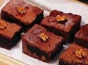 Brownies chocolat noix