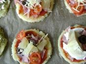 Pizzettes polenta