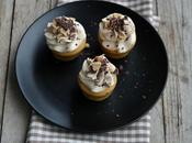 Mini cupcakes confiture lait