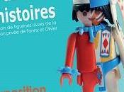 PLAYMOBIL, d'histoires exposition temporaire musée Jouet Moirans-en-Montagne (Jura)