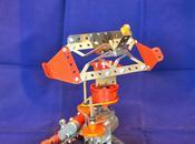 Antenne radar boite Meccano 7550