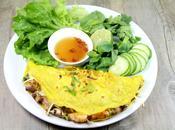 Bánh (crêpe farcie Vietnamienne)