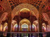 Nasir-ol-Molk, mosquée rose Shiraz