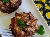 Champignons farcis… bolognaise