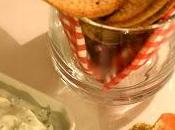 Tartare saumon façon fish chips