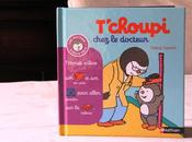 Dans bibliothèque mini Rourou Tino T'choupi, histoires voix éditions Nathan