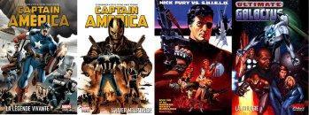 Captain America: saga Winter Soldier